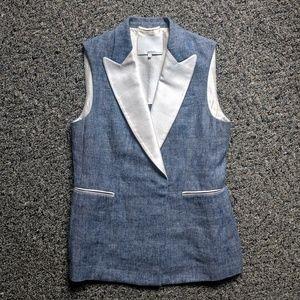 3.1 Phillip Lim Linen Vest